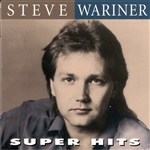 Wariner, Steve - Super Hits CD Cover Art