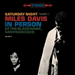 Davis, Miles - In Person: Saturday Night at the Blackhawk CD Cover Art
