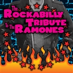 Rockabilly Tribute to the Ramones CD Cover Art