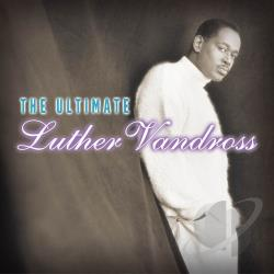 Vandross, Luther - Ultimate Luther Vandross CD Cover Art