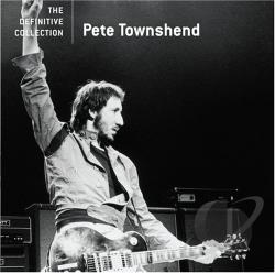 Townshend, Pete - Definitive Collection CD Cover Art