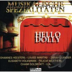 Musikalische Spezialitaten CD Cover Art