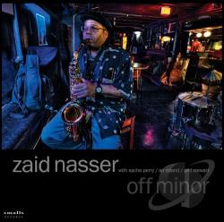 Nasser, Zaid - Off Minor CD Cover Art
