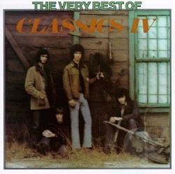 Classics IV - Very Best of Classics IV CD Cover Art