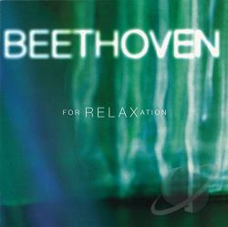 Beethoven for Relaxation CD Cover Art