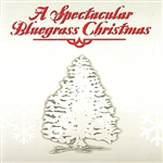 Spectacular Bluegrass Christmas CD Cover Art