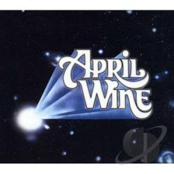 April Wine - Forever for Now CD Cover Art