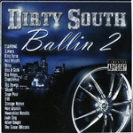 Dirty South Ballin, Vol. 2 CD Cover Art