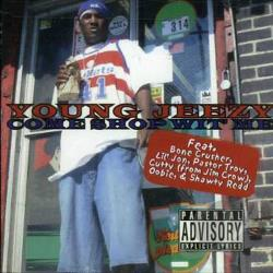 Young Jeezy - Come Shop Wit' Me CD Cover Art