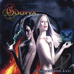 Godyva - In Good and Evil CD Cover Art