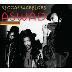 Aswad - Reggae Warriors: Best of Aswad CD Cover Art