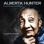 Hunter, Alberta - Downhearted Blues CD Cover Art