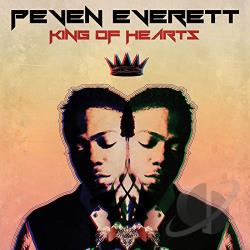 Everett, Peven - King of Hearts CD Cover Art