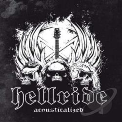 Hellride - Acousticalized CD Cover Art