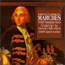 Chopin / Strauss / Verdi - Classical Treasures - Great Classical Marches CD Cover Art