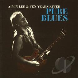 Lee, Alvin & Ten Years After - Pure Blues CD Cover Art