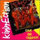 Kinnection - Save The Children CD Cover Art