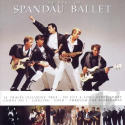Spandau Ballet - Best Of... CD Cover Art