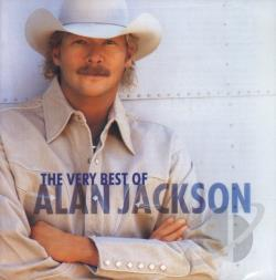 Jackson, Alan - Very Best of Alan Jackson CD Cover Art