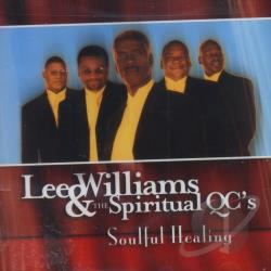 Williams, Lee & Spiritual Qc's - Soulful Healing CD Cover Art