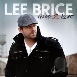 Brice, Lee - Hard 2 Love CD Cover Art