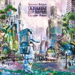 Van Buuren, Armin - Universal Religion: Chapter Seven CD Cover Art
