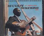 Waters, Muddy - Muddy Waters At Newport CD Cover Art
