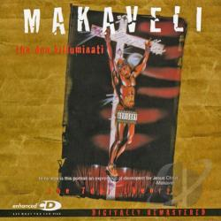 Makaveli / Tupac - Don Killuminati: The 7 Day Theory CD Cover Art