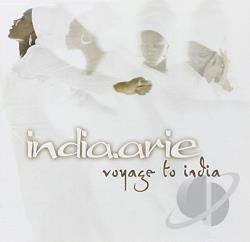 Arie, India - Voyage to India CD Cover Art