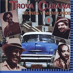 Trova Cubana 1 CD Cover Art