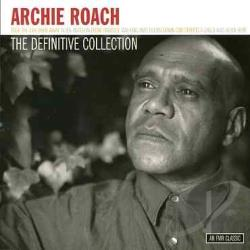 Roach, Archie - Definitive Collection CD Cover Art