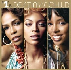 Destiny's Child - #1's CD Cover Art