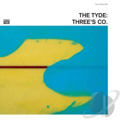 Tyde - Three's Co. CD Cover Art
