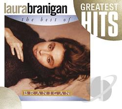 Branigan, Laura - Greatest Hits: The Best Of CD Cover Art