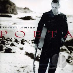 Amigo, Vicente - Poeta CD Cover Art