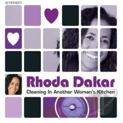 Dakar, Rhoda - Cleaning in Another Woman's Kitchen CD Cover Art