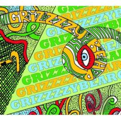Grizzzzy Bear CD Cover Art