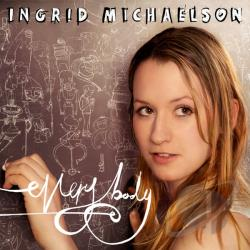 Michaelson, Ingrid - Everybody CD Cover Art