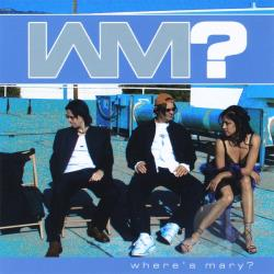 Where's Mary CD Cover Art