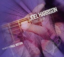 Harrison, Joel / Joel Harrison String Choir - Music of Paul Motian CD Cover Art