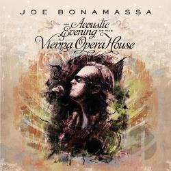 Bonamassa, Joe - An Acoustic Evening At The Vienna Opera House CD Cover Art