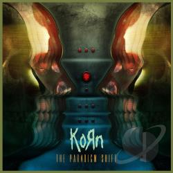 Korn - Paradigm Shift CD Cover Art