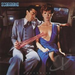 Scorpions - Lovedrive CD Cover Art