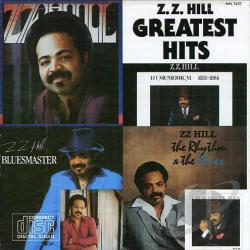 Hill, Z.Z. - Greatest Hits CD Cover Art