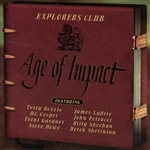 Explorers Club - Age of Impact CD Cover Art