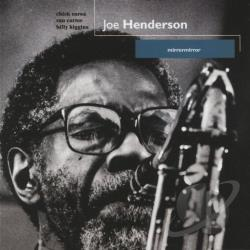 Henderson, Joe - Mirror, Mirror CD Cover Art