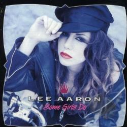 Aaron, Lee - Some Girls Do CD Cover Art