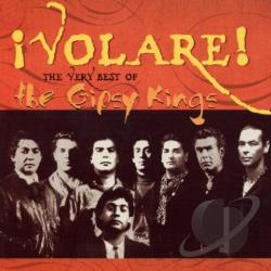 Gipsy Kings - Volare! The Very Best of the Gipsy Kings CD Cover Art