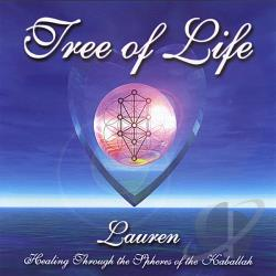Pomerantz, Lauren - Tree of Life CD Cover Art