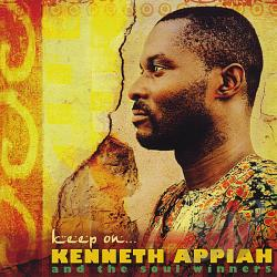 Appiah, Kenneth - Keep On CD Cover Art